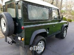 1988 Land Rover Defender Off Road