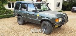 1992 Land Rover Discovery 1 Manual V8 Off Roader