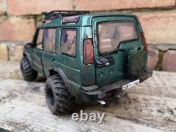 1/18 scale Land Rover Discovery Off Roader Modified Tuning code 3 One Off Landy