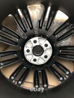 1 X Range Rover Velar 22 Alloy Wheel'Style 9007' Diamond Turned # BRAND NEW #
