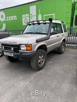 2001 Land Rover Discovery Off Road Off Roader TD5