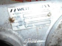 2002 Land Rover Defender 110 Td5 Manual Webster Power Take Off Pto