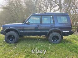 2003 Land Rover Discovery Td5 Gs Off Roader 7 Seater Manual