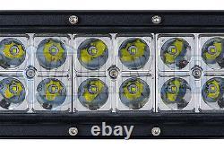 24v 50 300w Curved LED Light Bar Combo IP68 Driving Light HGV Truck