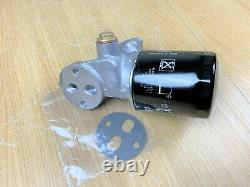 #2 Landrover Series Spin On Off Oil Filter Conversion Kit 2.25 Petrol Diesel