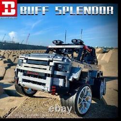 3082Pcs Land Rover Off Road Jeep Technic Building Blocks Bricks MOC DIY Toys DHL