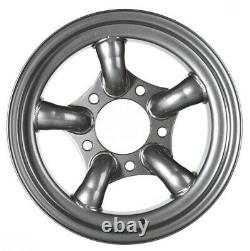 4X WHEEL STEEL 4X4 OFF ROAD 16X7 5X165,1 ET-25 Land Rover Defender Discovery RR