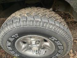 4 X Enduro Runway 265 / 75 / R16 112 Off Road Tyres Land Rover