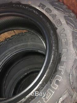 4 X New 225/75/16 Kumho Road Venture 4x4 Tyres, Landrover, Toyota, Jeep Off Road