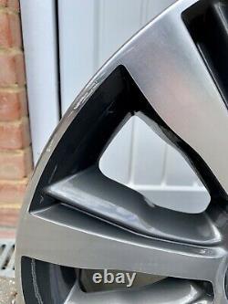 4 x Genuine Range Rover 21 Style 1001 Diamond Turned Finish Alloy Wheels
