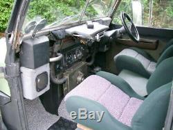4wd on off road 4x4 Land Rover soft(tilt) hard top 3.5 v8 efi (4x4 convertible!)