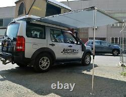 4x4 Awning Canopy 2m x 2.5m Pull Out Sun Shade Van Land Rover Camping Off Road