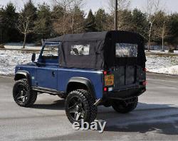 8pc Full LED Signal Driving Brake Light Assy Kit For Land Rover Defender 2 3