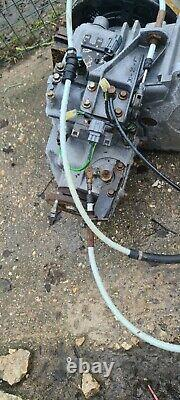 DISCOVERY 2 Td5 / V8 TRANSFER BOX WITH CDL DIFF LOCK LINKAGE OFF ROAD GREEN LANE