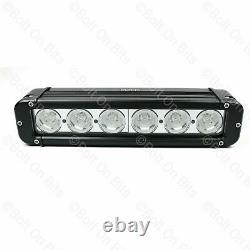 DURITE 235mm LED Spot Light Bar 4050 Lumens 12V/24V Adventure 4X4 Off Road