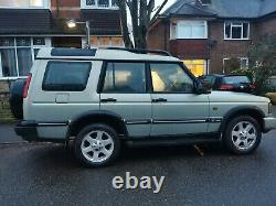 Discovery 2 Off roader