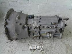 Discovery 3 Manual Gearbox ZF 6 Speed 2.7 TDV6 Land Rover 2004 to 2009 K28069