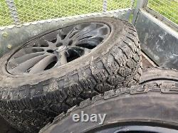 Discovery & Range Rover Wheels And Off Road Tyres 255/55/20