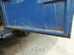 FRONT DOOR Land Rover Defender 1990-2000 BLUE Drivers Off Side Front 11116020