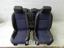 Freelander 2 Seats Set of Electric Half Leather Land Rover SE (2006-2010) #15118