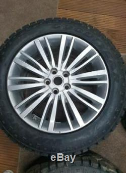 Genuine Land Rover Discovery 20 10 Spoke Style 1011 Alloy Wheels Off Road Winter