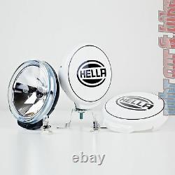 Hella Comet FF 500 Ref 17.5 12V 55W Nebelscheinwerfer Scheinwerfer Set + Kappen