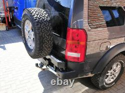 Land Rover DISCOVERY 4 IV Spare wheel carrier, holder Off-road