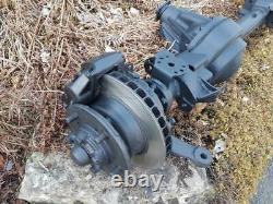 Land Rover Defender 110 Front Axle & Heavy Duty Brakes Take Off