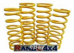 Land Rover Defender 90 +2 Suspension Lift Kit Springs x4 On & Off Road Suitable