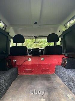 Land Rover Defender 90 4x4 Off Road Winter and Work Ready