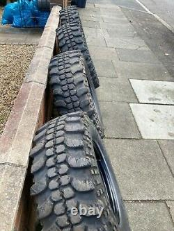 Land Rover Defender Discovery 1 Wheels, 4x4, Off Road
