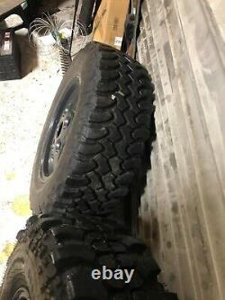 Land Rover Defender Off Road Tyres Alloy Wheels Insa Turbo