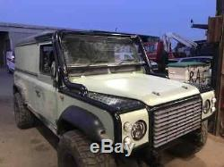 Land Rover Defender Tube Wings Challenge Wing original Style Welded off road