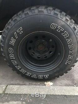 Land Rover Discovery 15 Off Road Wheels And By Radial Mud Terrains