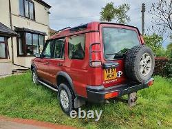 Land Rover Discovery 1999 Td5 127300miles MOT til Nov 2021 Ideal Off Roader