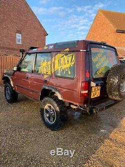 Land Rover Discovery 1 300tdi 4x4 Disco Off Road