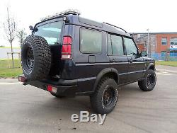 Land Rover Discovery 2.5 TD5 off-road spec LOW MILES