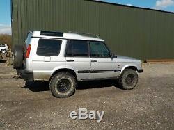 Land Rover Discovery 2 Td5 4x4 Off Road MOT till Nov
