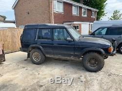 Land Rover Discovery 300Tdi Off Roader 1997