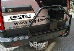 Land Rover Discovery 3 Rear Wheel Spare Wheel Carrier Heavy Duty Off Road