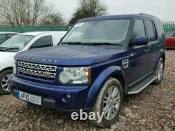 Land Rover Discovery 4 Sat Nav Display Screen Ah22-10e887-bf Off 2010 Disco 4