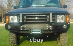 Land Rover Discovery I Front Steel Bumper Winch Off Road