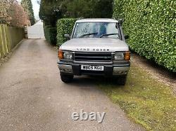 Land Rover Discovery Td5gs Off-roader