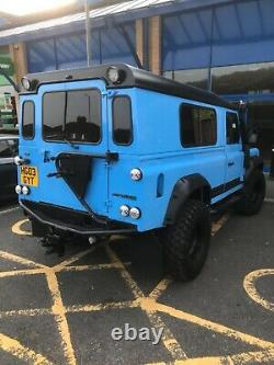 Land Rover defender 110 4x4 off road clean truck low miles