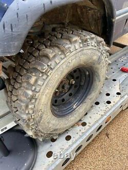 Land Rover discovery 1 300 TDI off roader