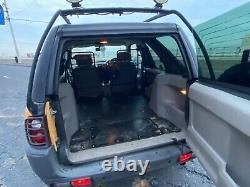 Land Rover freelander td4 off roader camel trophy project 4x4 commercial van