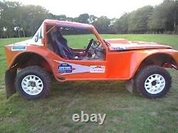 Land Rover off road comp safari racer hybrid
