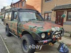 Land Rover off roader discovery 1