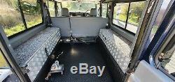Land rover defender Td5 Station wagon 110 4x4 off road