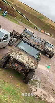 Land rover discovery 1 300tdi auto trayback off road mot'd